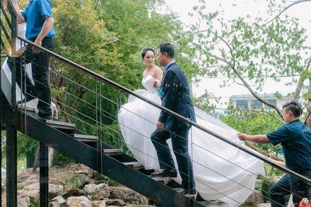 宜蘭婚禮攝影|仲軒+玉涵 戶外文訂