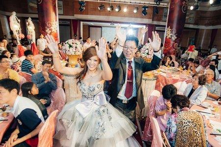 台南婚禮攝影|文緯&雅婷