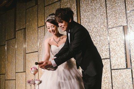 台北婚禮攝影|霆霆&慍慍