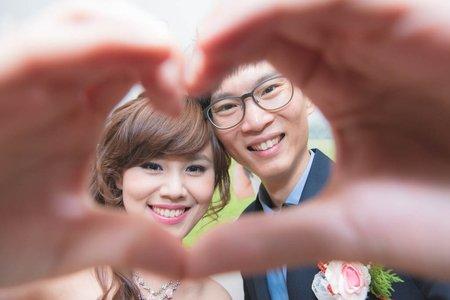 宜蘭婚禮攝影|明憲&郁欣