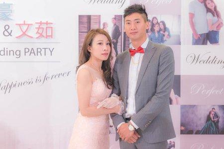 桃園婚禮攝影|文茹&志豪 文訂儀式