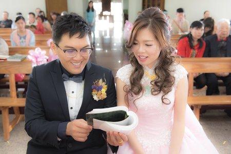 花蓮婚禮紀錄|德蘭&宜亞 文訂紀錄&證婚儀式