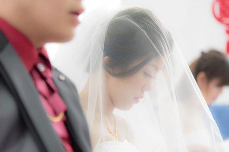 花蓮婚禮紀錄|博彥&明臻 天主教教堂證婚儀式