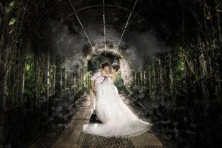 花蓮自助婚紗|強強&白白