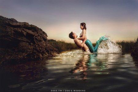 蘭嶼自助婚紗|Hank&Fish