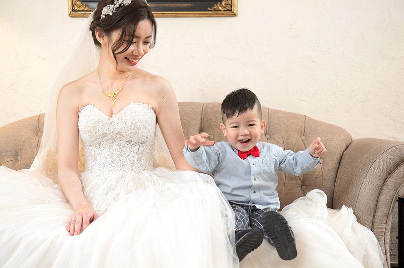 婚禮攝影作品