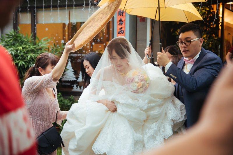 宙斯婚禮 花蓮婚禮紀錄迎娶 婚攝老宋