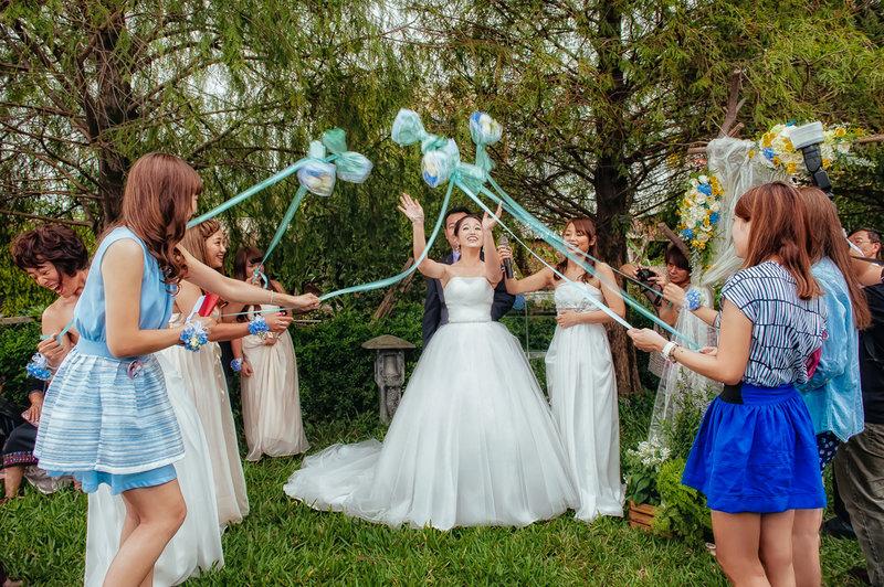 宙斯婚禮 宜蘭戶外婚禮證儀式 女攝小悠
