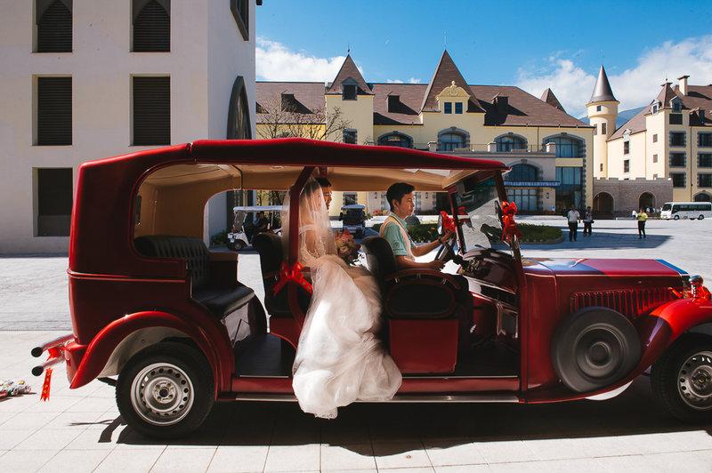 宙斯婚禮 花蓮瑞穗酒店結婚迎娶 婚攝小左