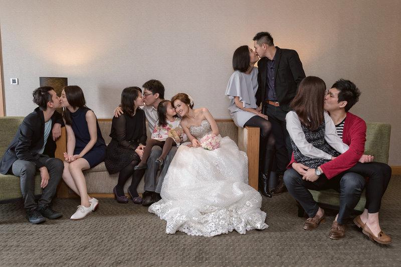 宙斯婚禮 宜蘭蘭城晶英 合照 婚攝小左