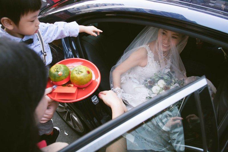 宙斯婚禮 台北婚禮紀錄結婚迎娶 女攝小悠