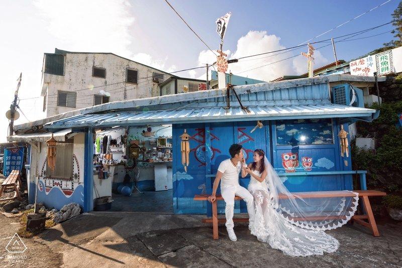 蘭嶼婚紗 宙斯婚禮影像團隊