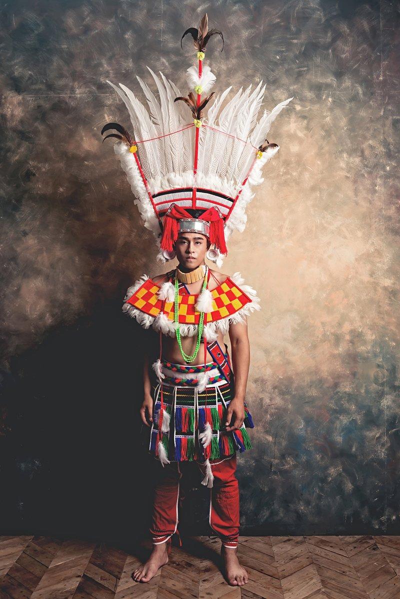 原住民傳統服飾花蓮婚紗 宙斯婚禮影像團隊