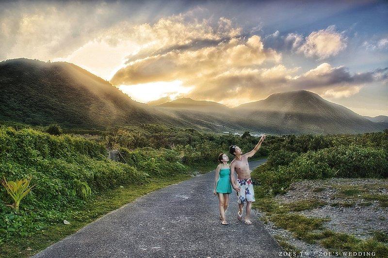 蘭嶼拍婚紗 宙斯婚禮影像團隊