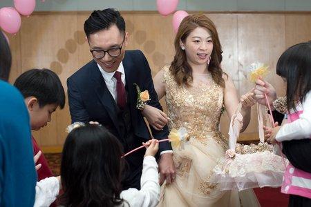 花蓮婚禮攝影| 柏佑 &毓庭