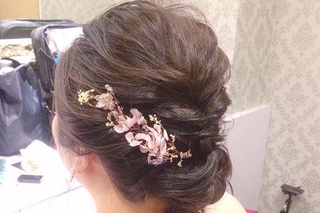 🤵🏻婚宴妝髮造型👰🏻