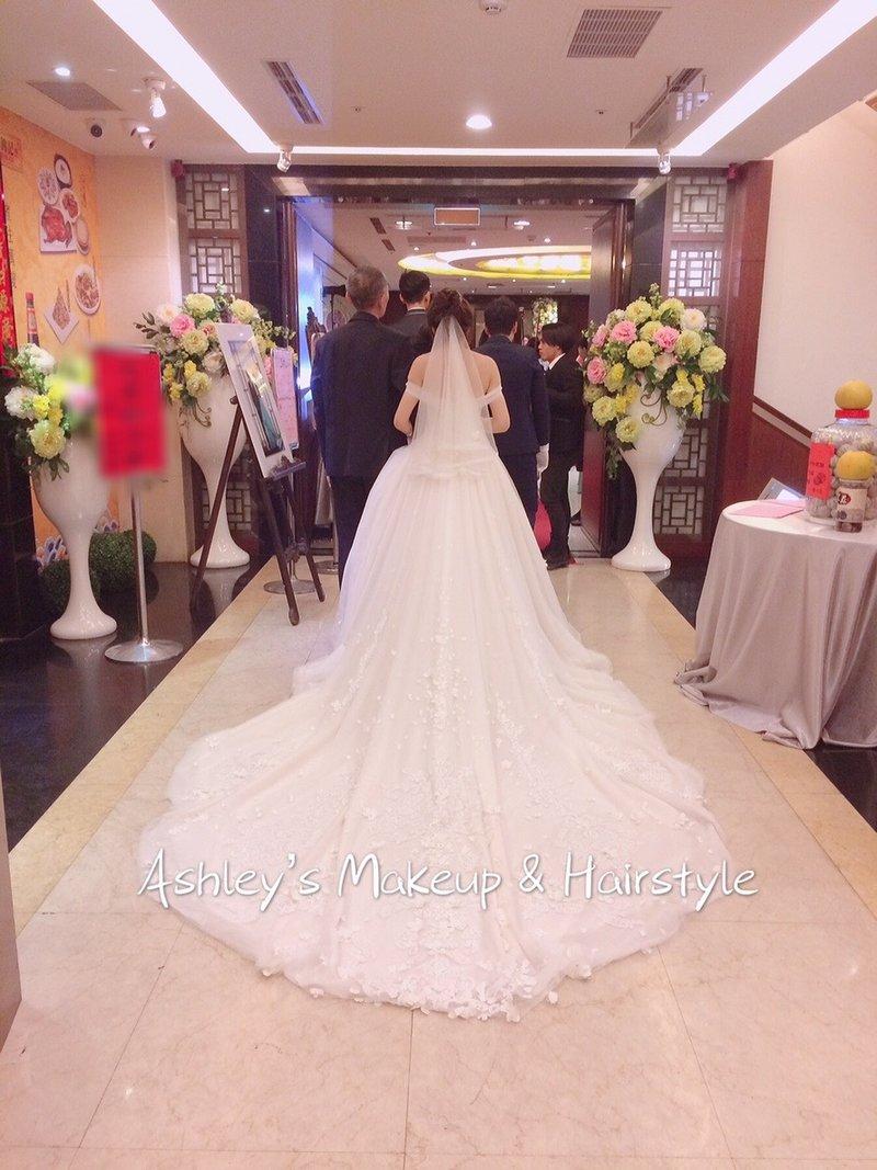 🤵結婚3套婚紗造型👰作品