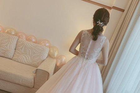 P&T's Wedding