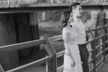 歐文周婚紗攝影-江X翰