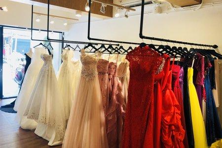 歐美手工婚紗訂製系列