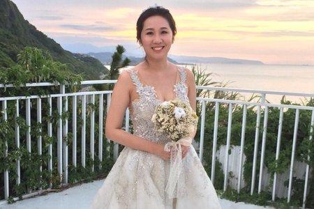 訂婚+結婚-新娘造型設計(午宴.晚宴)