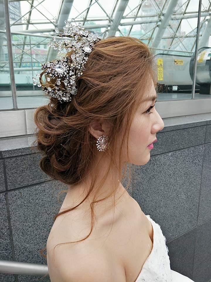 FB_IMG_1543492565594 - Elaine makeup《結婚吧》