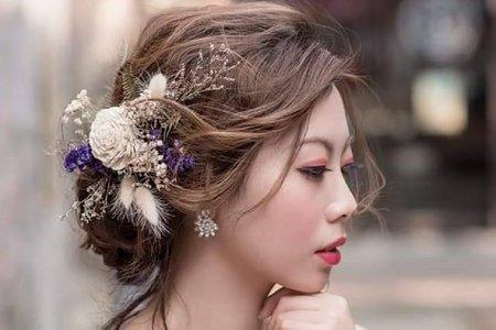 Elling 妝髮