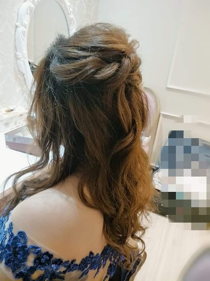 FB_IMG_1544065365111 - Elaine makeup《結婚吧》