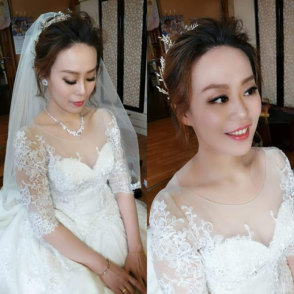 FB_IMG_1544065549243 - Elaine makeup《結婚吧》