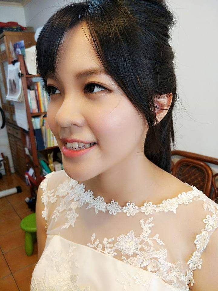 FB_IMG_1544065596168 - Elaine makeup《結婚吧》