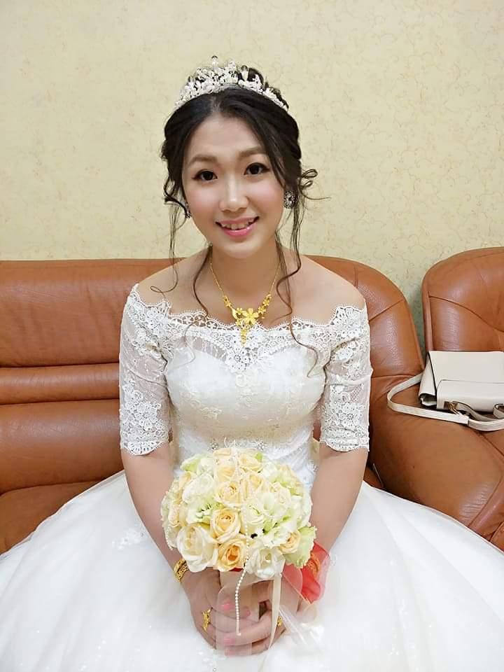 FB_IMG_1544066086552 - Elaine makeup《結婚吧》