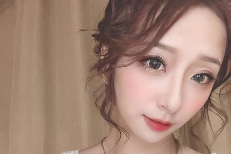 Amber妝髮