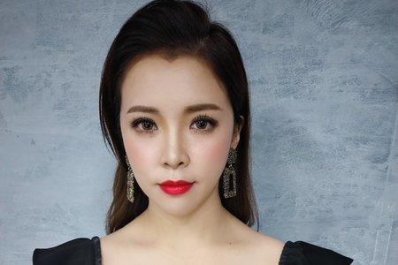 Wei wei妝髮