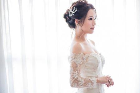 Wei妝髮攝影作品