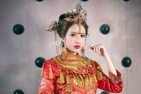 安安中式秀和服
