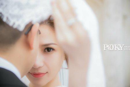 Pocky Image Studio/自助婚紗
