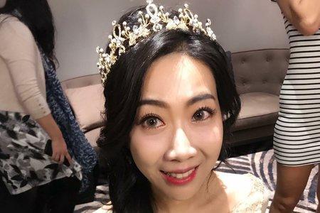 Mandy Tiao/婚宴造型