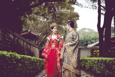 J2 wedding 板橋(韓風婚紗)