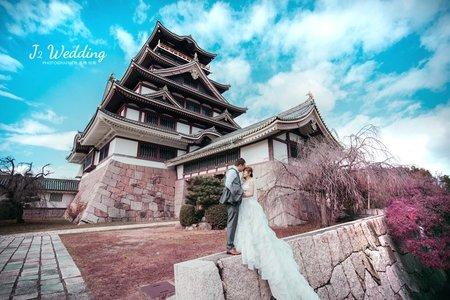 J2 wedding 板橋 中壢(日式小清新)日本京都