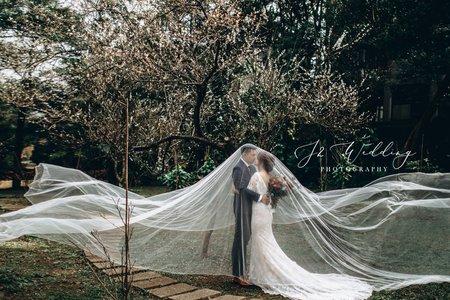 J2 wedding 板橋(韓風小清新)