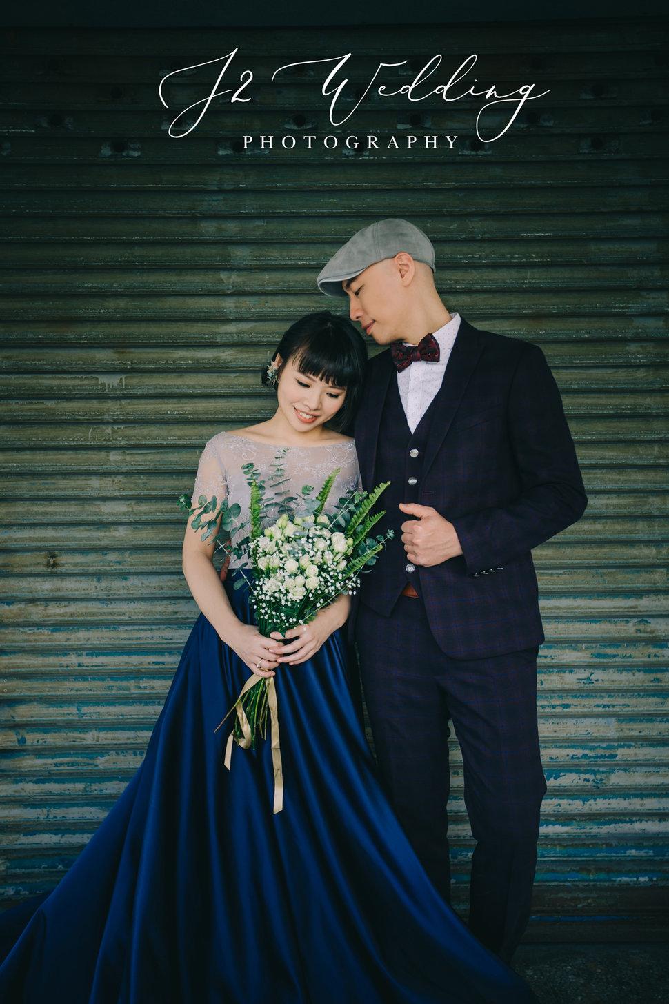 MAN_1864 - J2 wedding 板橋 中壢手工婚紗《結婚吧》