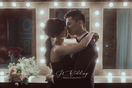 J2 wedding 板橋(美式婚紗)