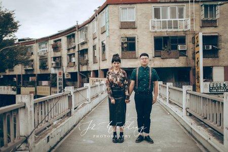 J2 wedding 板橋 中壢(美式創意婚紗)台北市區