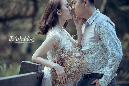 J2 wedding 板橋 中壢(韓風 美式自然創意)街景&陽明山