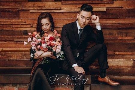 J2 wedding 板橋 中壢(韓事時尚)華山藝文&北海岸