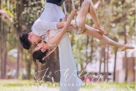 J2 wedding 板橋 中壢(韓式創意)北海岸