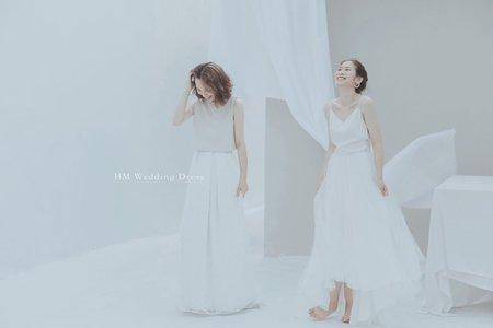 J2 wedding 板橋 中壢(手工訂製 美式輕婚紗系列)