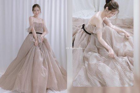 J2 wedding 板橋 中壢 (手工訂製 美式輕婚紗系列)HM攝影棚