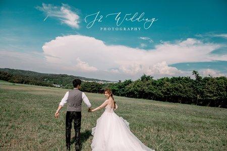 J2 wedding 板橋 中壢 (韓風自然)HM攝影棚&咖啡廳