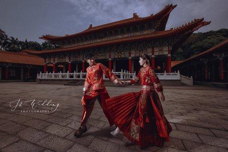 J2 wedding 板橋 (美式韓風)北部